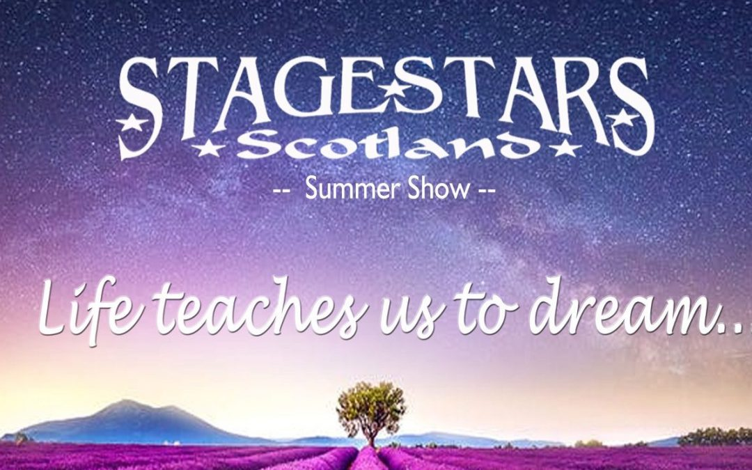Stagestars Summer Show 2019 – get your tickets now!